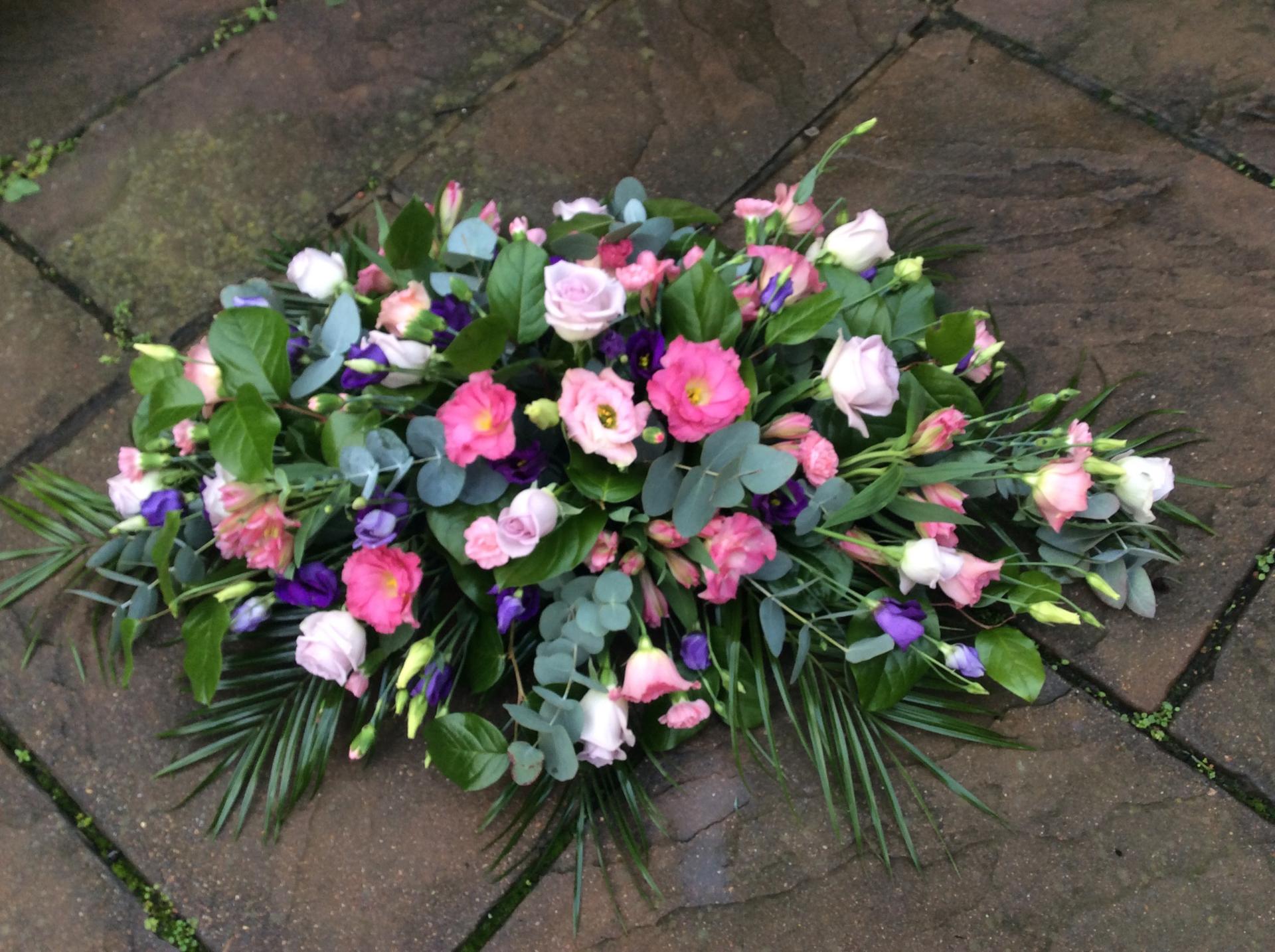 Casket Flowers 1