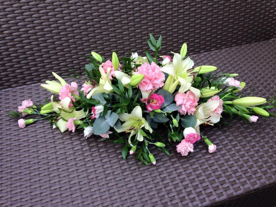 Casket Flowers 2