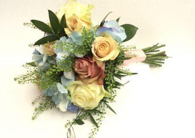 Bridal Bouquet R&J