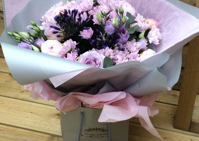 Flowershed Bouquet Purples