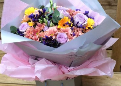 Flowershed bouquet 1