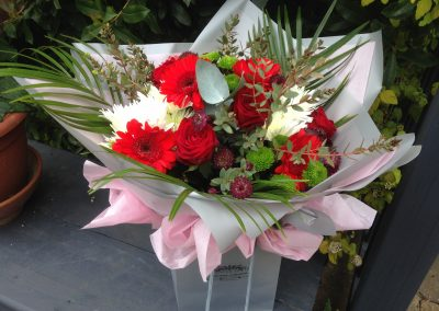 Flowershed Bouquet Reds
