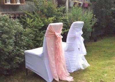 Ruffles Chairs